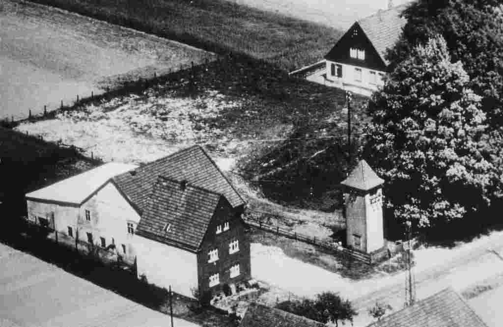 Alter Festplatz, Kindergarten, Ostermann Dreschmaschinen