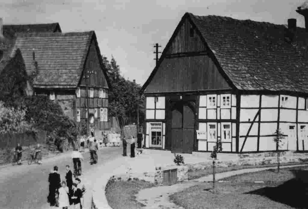 Hansastraße, Haus Haneke, Haus Rode
