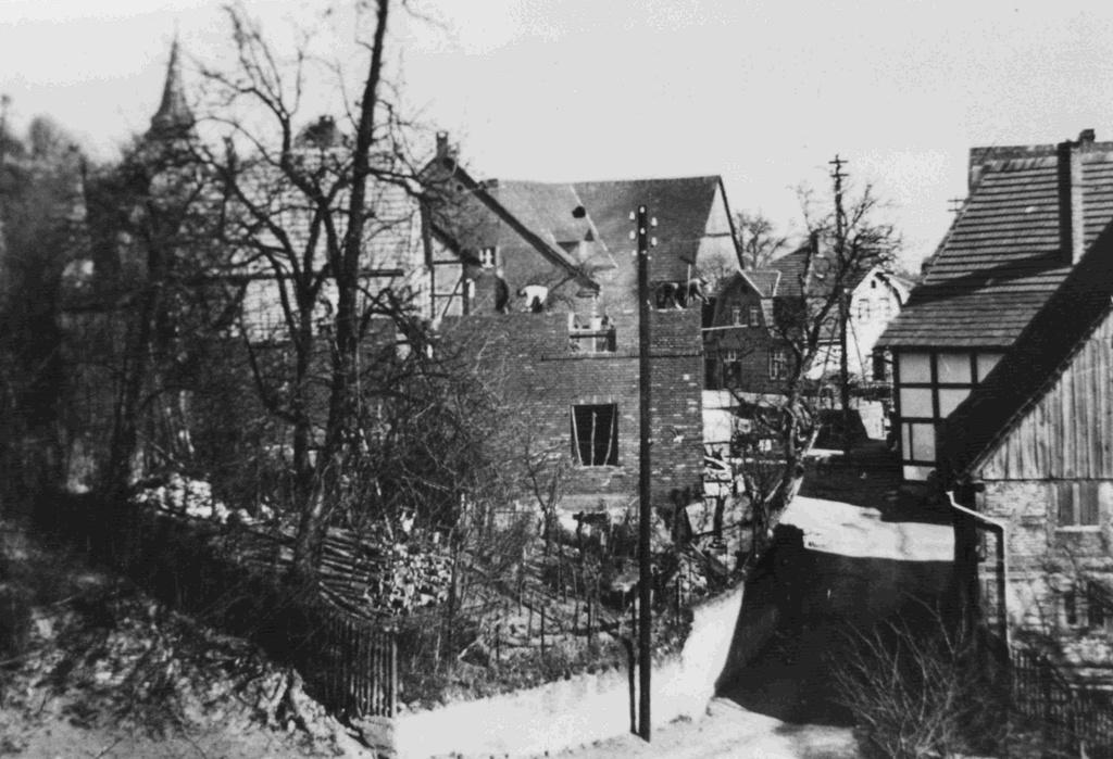 Haus Koßmann, Neubau