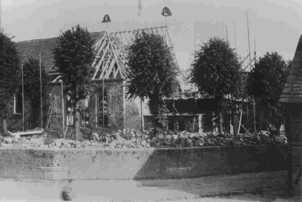 Kirchenneubau 1947