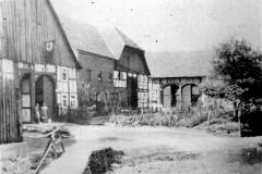 Auf_der_Neustadt_1935, links Haus Gonstalla, das heute in Bödexen steht